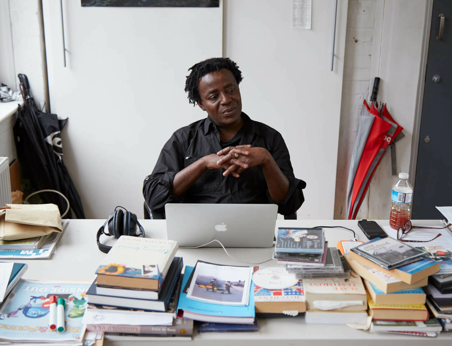 John Akomfrah RA on his artistic roots, upcoming London show, and being left-handed – RA Magazine