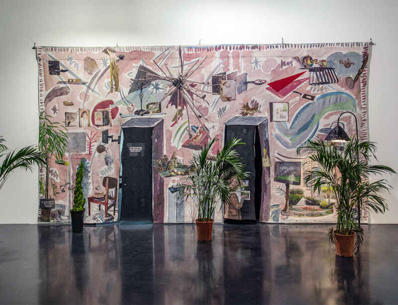 'More, More, More' at TANK Shanghai features Laure Prouvost installations