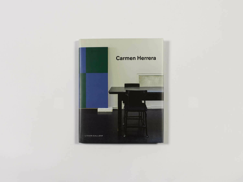 Carmen Herrera cover