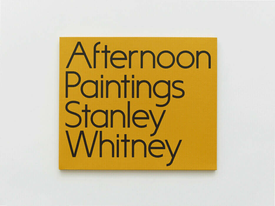Afternoon Paintings cover