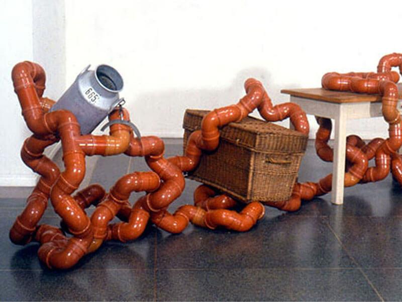 Cragg represents Britain at the Venice Biennale