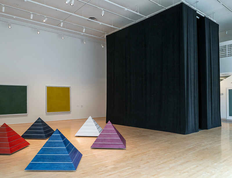 Shirazeh Houshiary featured in Moody Center for the Arts' Rothko Chapel celebratory exhibition