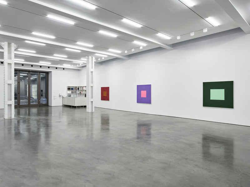Peter Joseph: The Border Paintings
