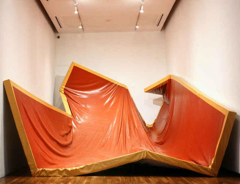 Angela de la Cruz's 'Larger Than Life' at Museo Cabañas