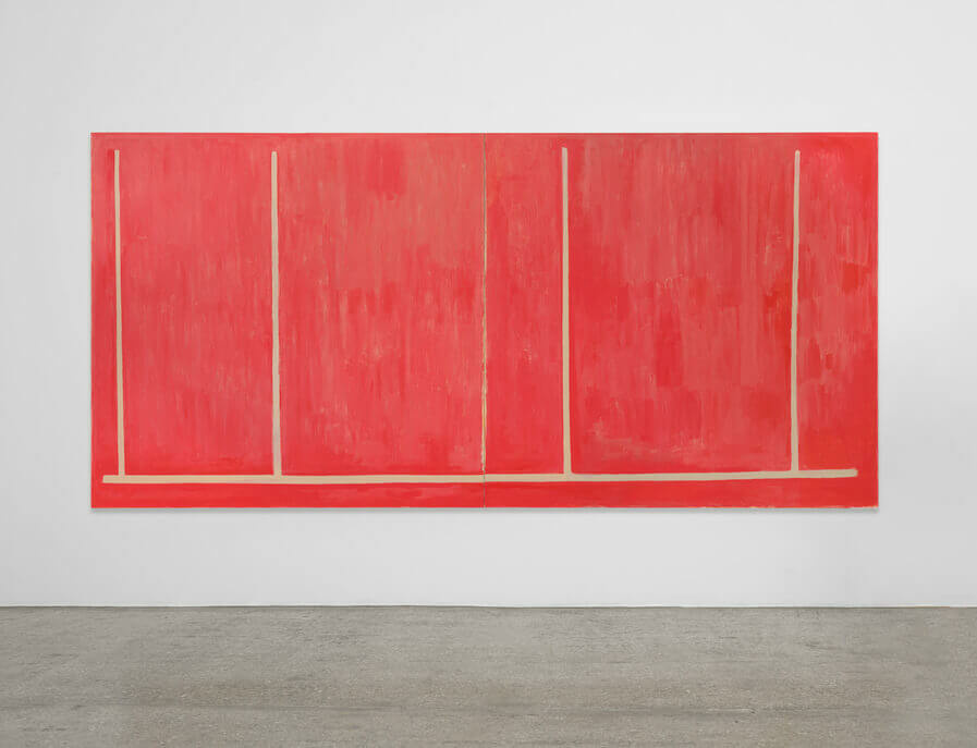 Major solo exhibition by Christopher Le Brun at Red Brick Art Museum in Beijing
