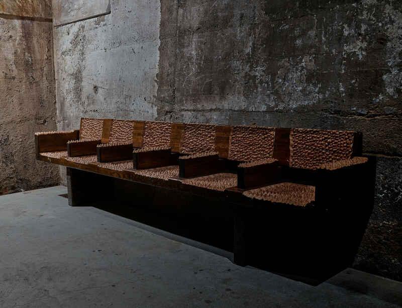 25th SculptureCenter 'In Practice' exhibition features new commission by Hugh Hayden
