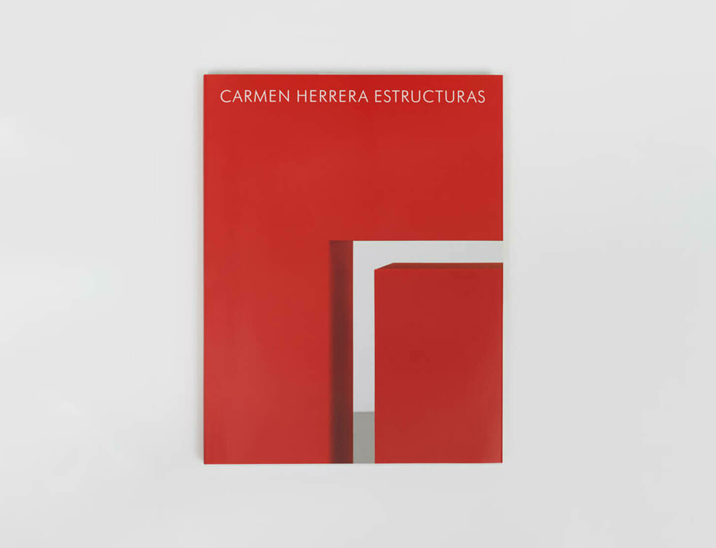 Publication dedicated to Carmen Herrera's Estructuras now published by Lisson Gallery