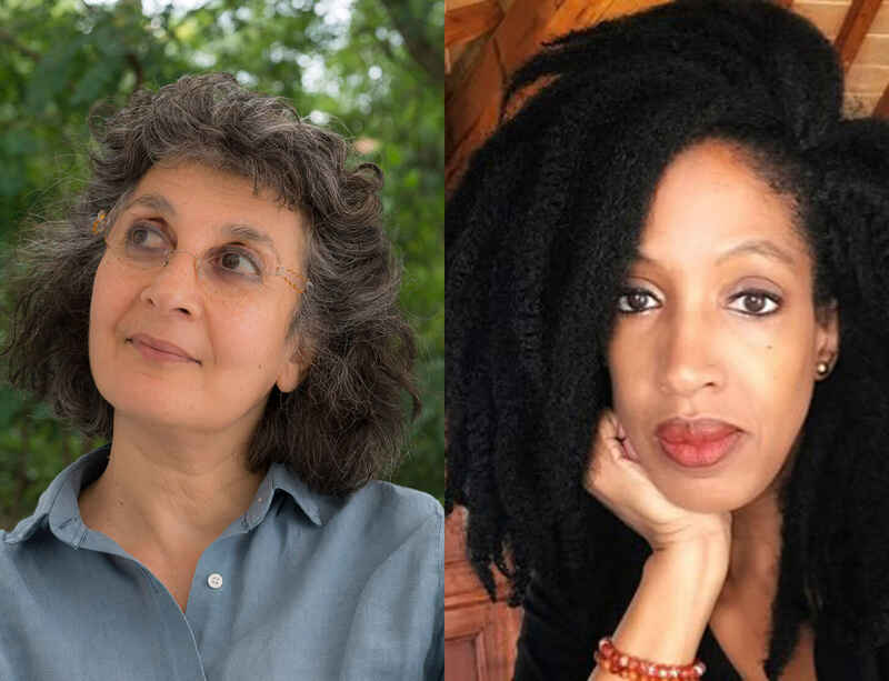 Shirazeh Houshiary and writer Enuma Okoro in conversation about spirituality in art