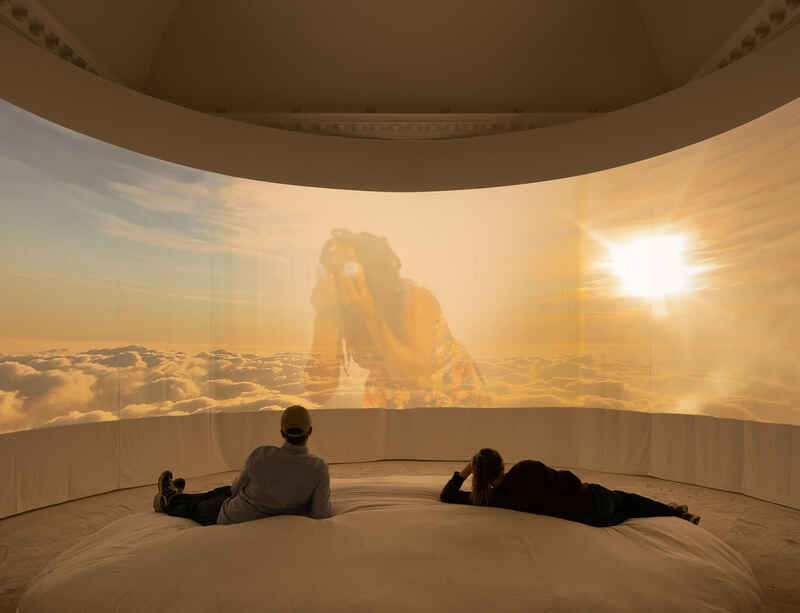 Laure Prouvost transforms Kunsthal Charlottenborg with new video and site-specific installation