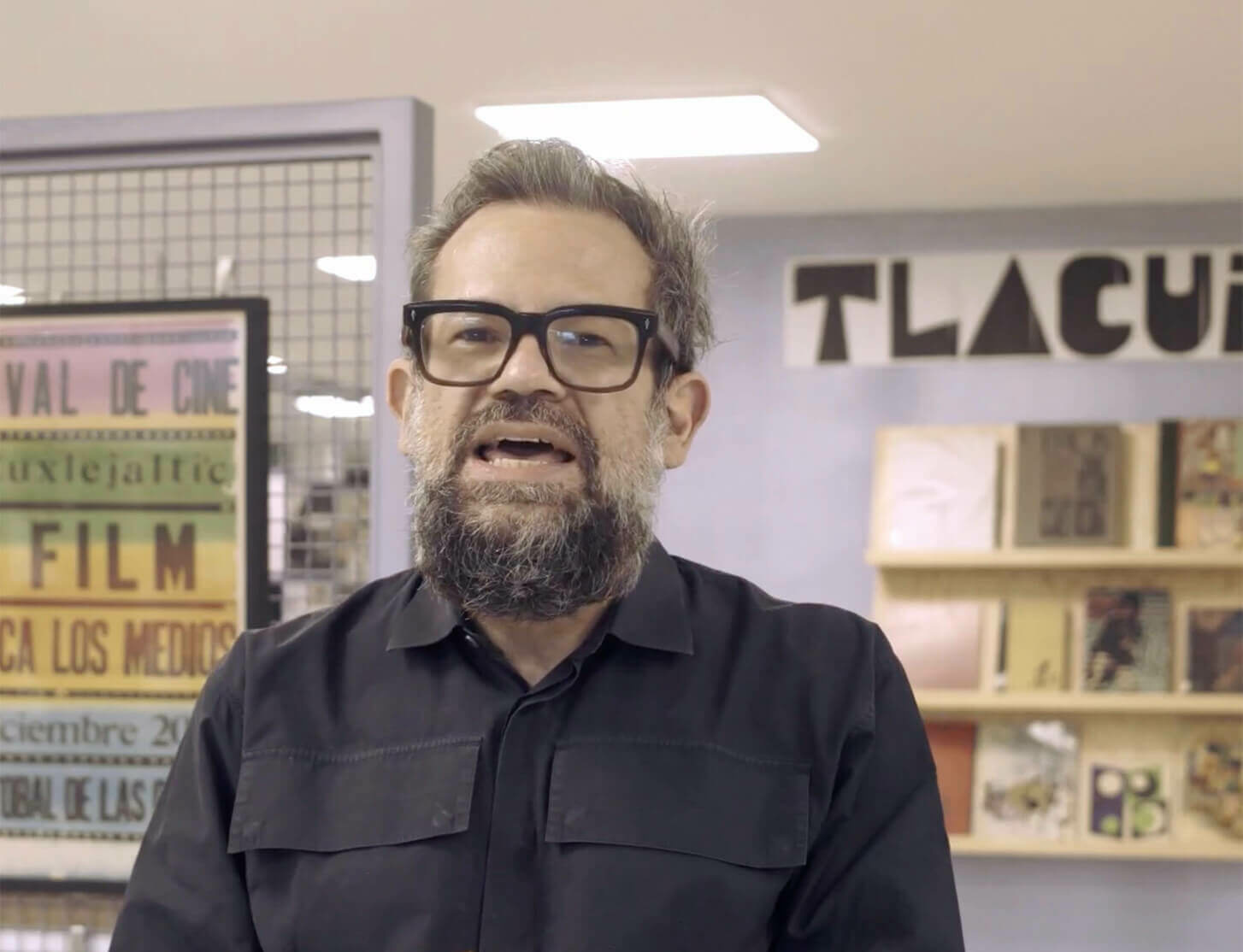 Pedro Reyes opens TLACUILO, Mexico's first art-lending library