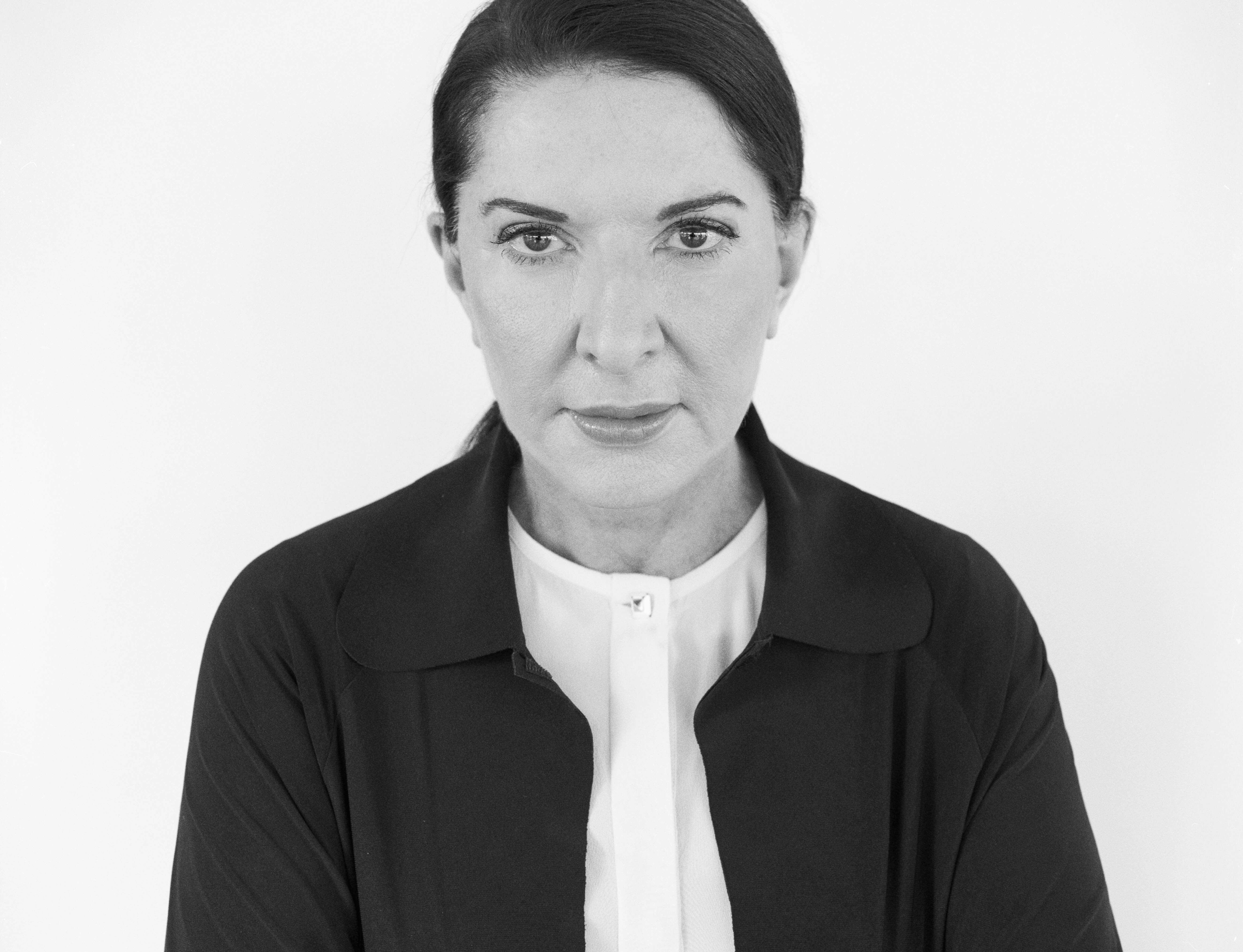 Marina Abramovic receives the Princess of Asturias Award for the Arts