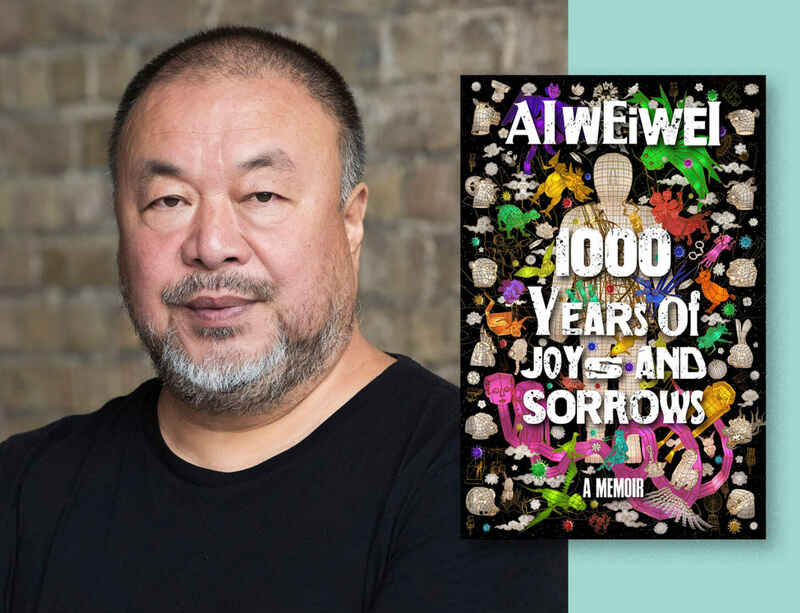 Dates announced for the publication of Ai Weiwei's autobiography