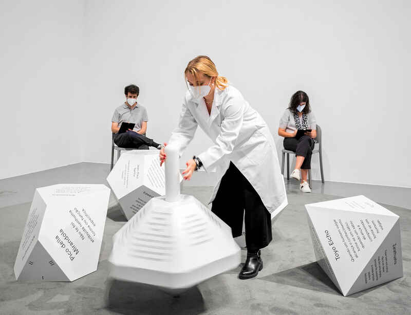 MAAT in Lisbon celebrates tenth anniversary of Pedro Reyes' 'SANATORIUM' with new installation