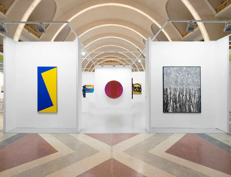 Lisson Gallery's participation in JINGART 2021