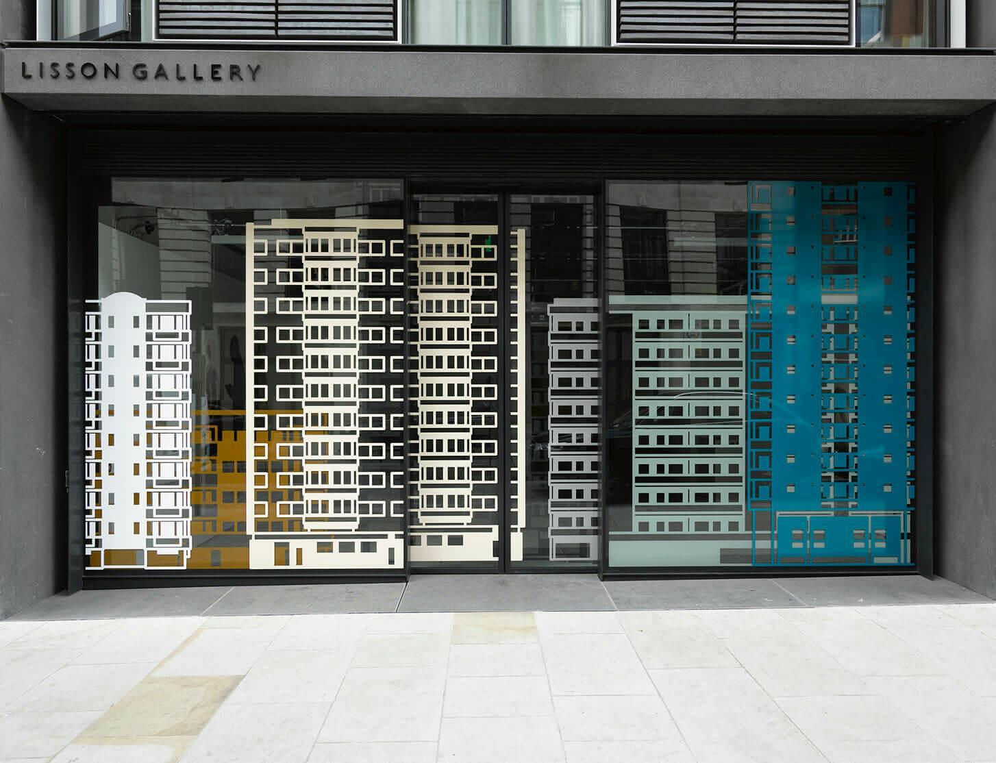 London Gallery weekend begins Friday 4 June
