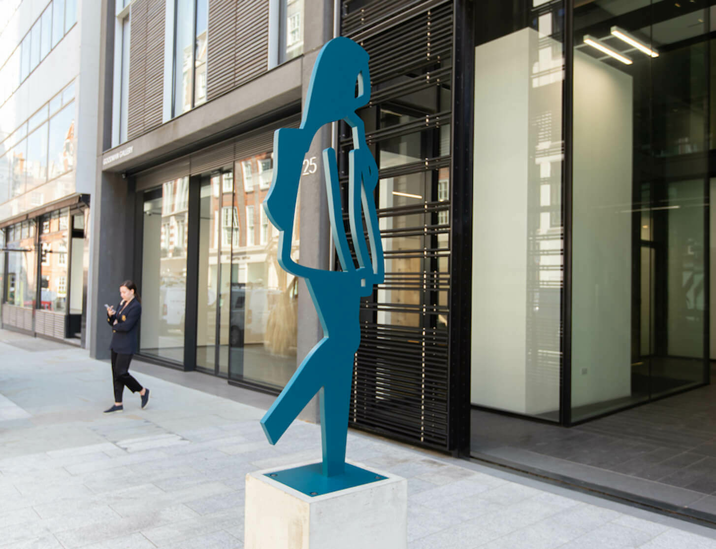 Lisson Gallery to participate in 2021 Mayfair Art Weekend