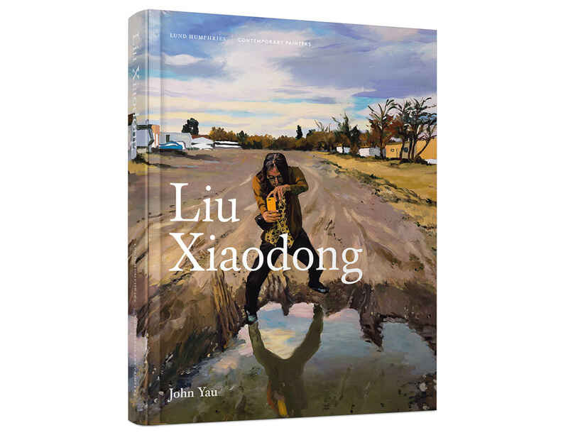 Monograph on Liu Xiaodong now published