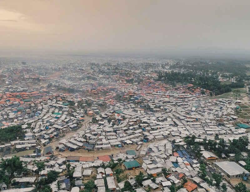 Ai Weiwei releases latest documentary, Rohingya