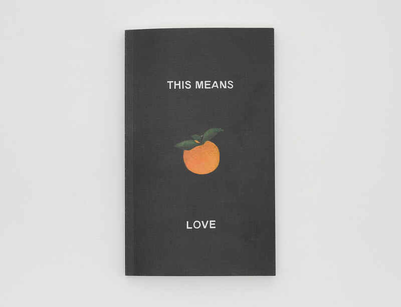 Watch now: This Means Love performances by Laure Prouvost and friends