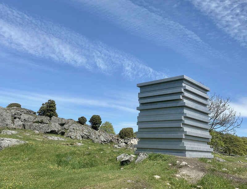 Pilane Sculpture Park celebrates 15th anniversary with Sean Scully exhibition