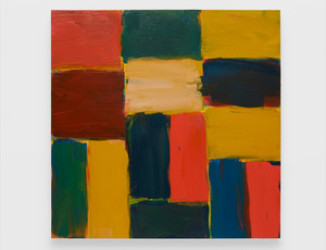 Sean Scully: Wall Big And Small