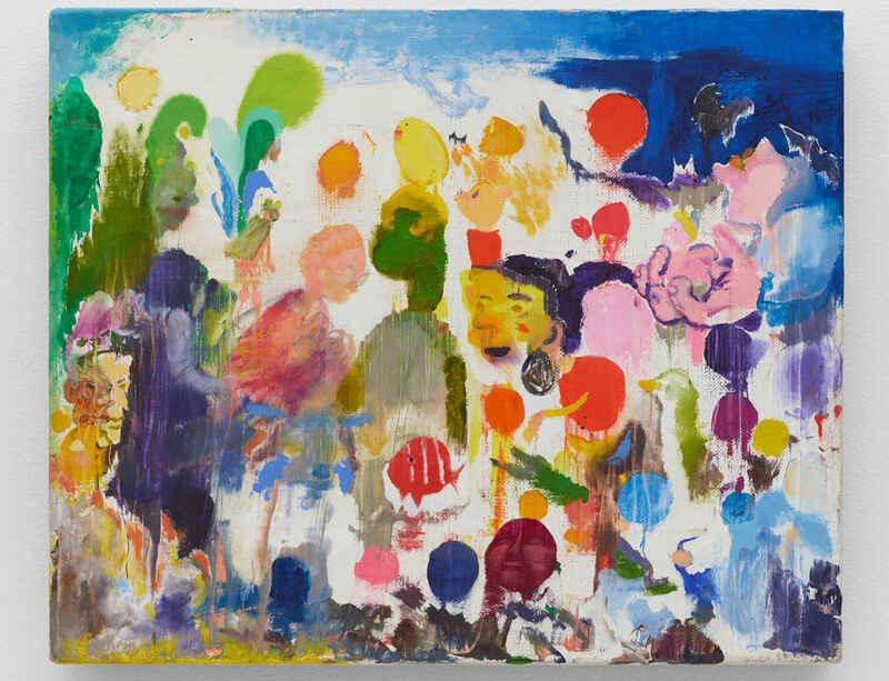 Inside Van Hanos's Journey from Art World Outsider to the Toast of Chelsea - Artsy
