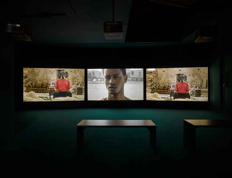 'John Akomfrah: The Unintended Beauty of Disaster' is now closed