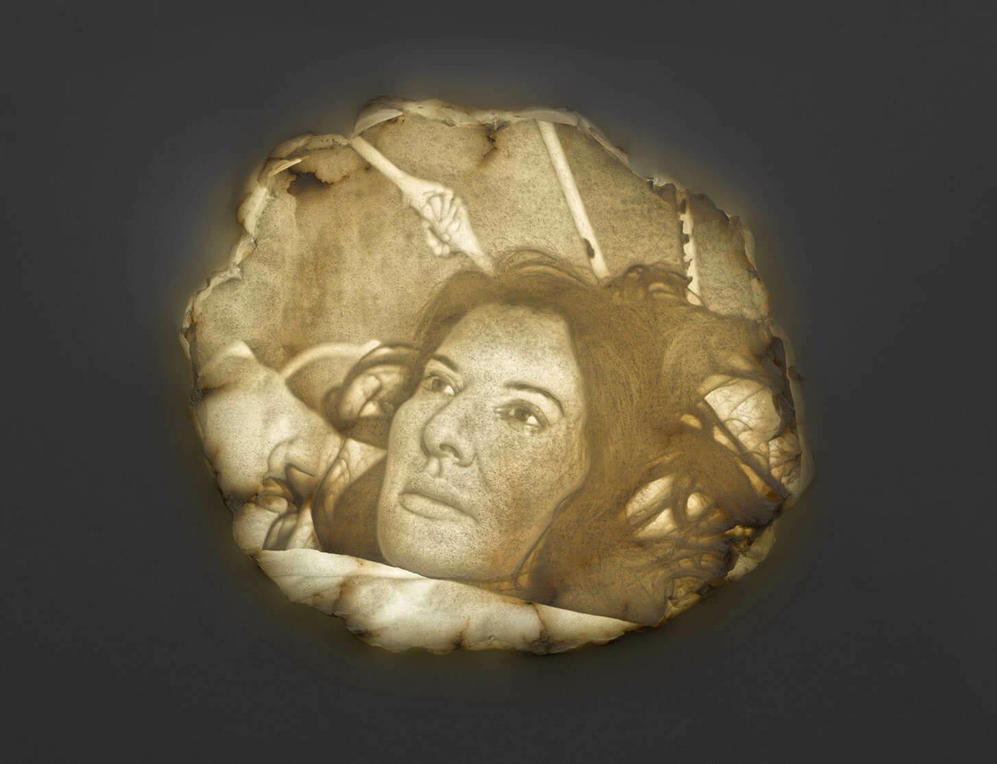 Lisson Gallery presents Marina Abramović alabaster works for TEFAF Online