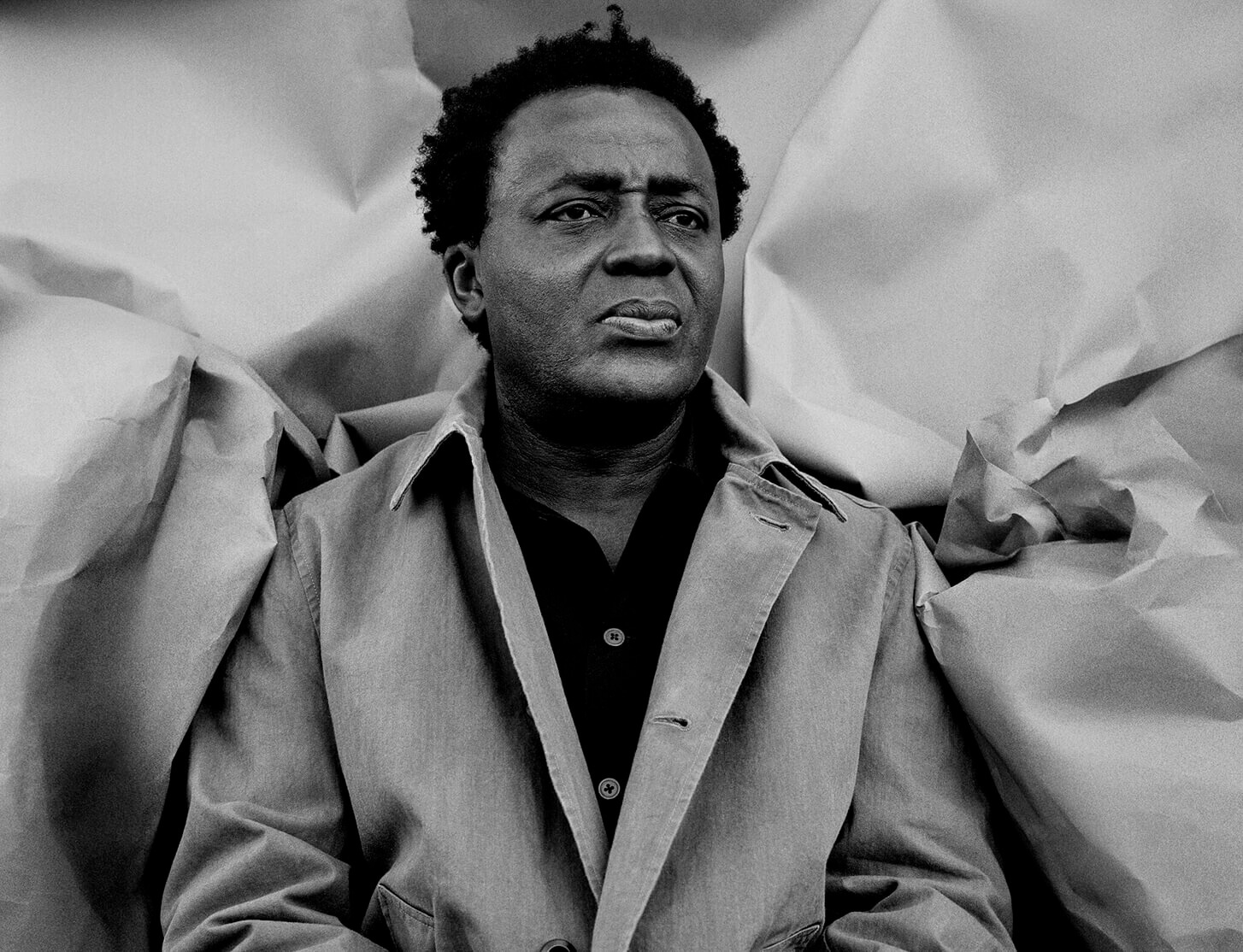 'An Artist Who Brings Order to Chaos' - John Akomfrah profiled in The New York Times