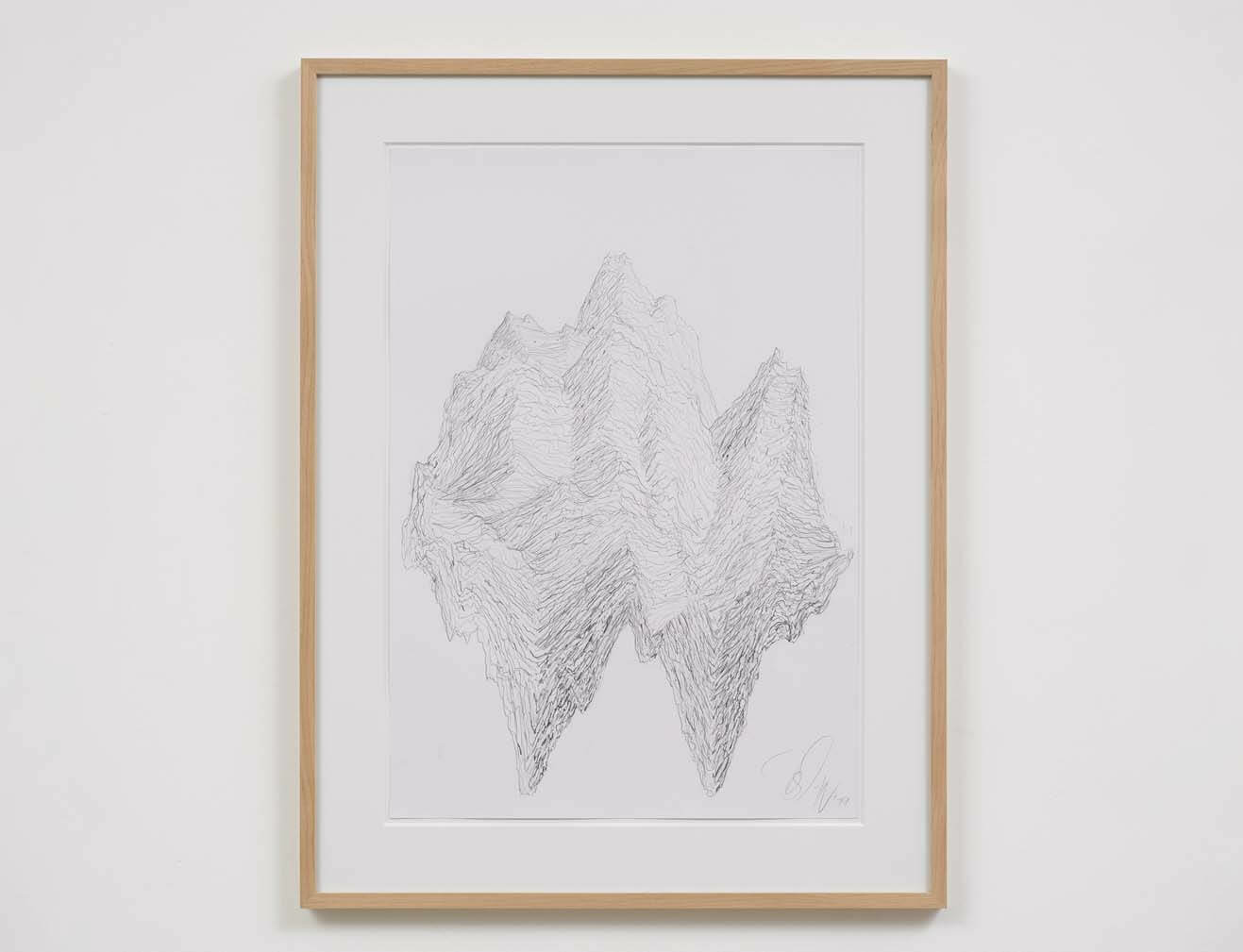 Exhibition of drawings and graphic works by Tony Cragg opens in Berlin