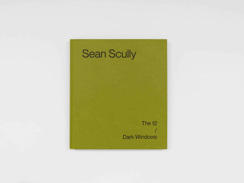 Sean Scully: The 12 / Dark Windows cover