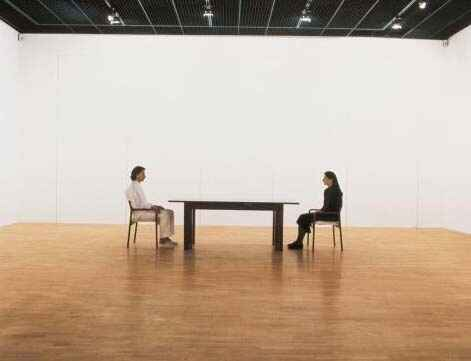 Exhibition of performances by Marina Abramović and Ulay opens at macLYON