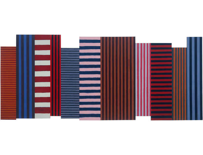 Sean Scully in conversation with Kelly Grovier for the BBC