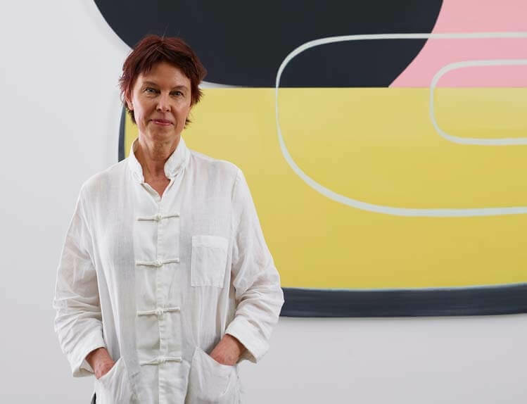 Joanna Pousette-Dart elected to National Academy of Design