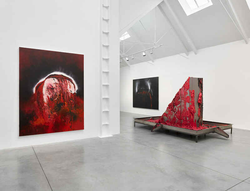 Lisson Gallery's London spaces open late for Frieze West End Night