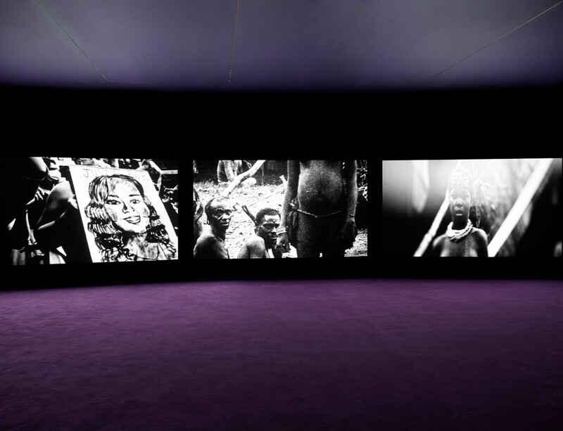 'John Akomfrah: Five Murmurations' reviewed in Art in America