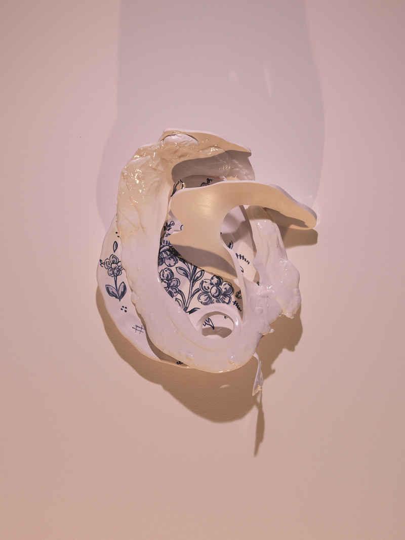 Fusiform Gyrus curated by Raimundas Malašauskas