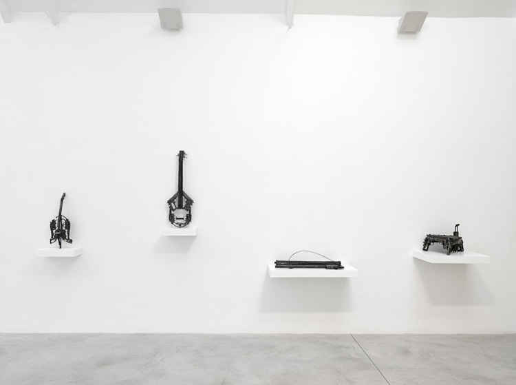 Pedro Reyes: Disarm