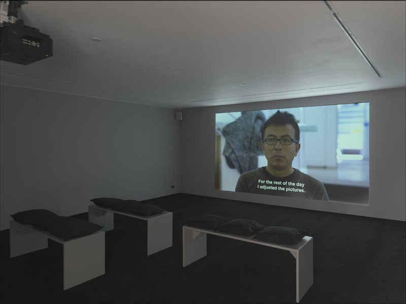 Liu Xiaodong: Half Street