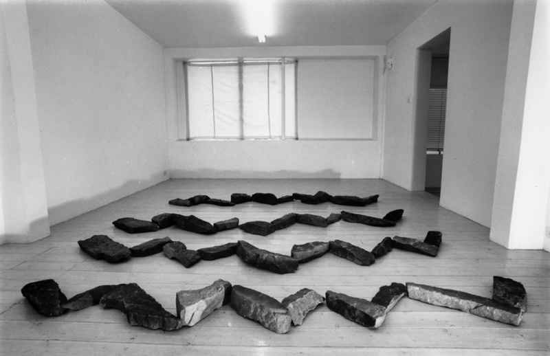 Richard Long: Stones