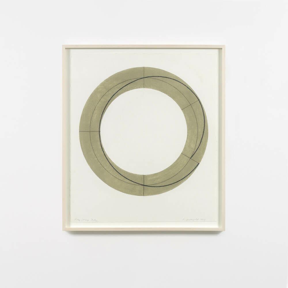 Robert Mangold Ring