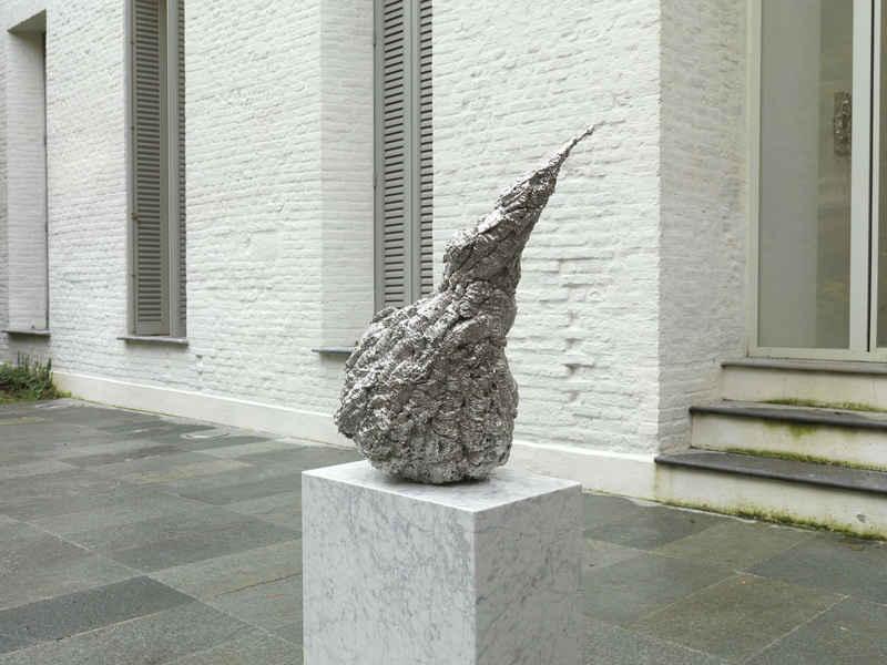 Jason Martin: Painting as Sculpture
