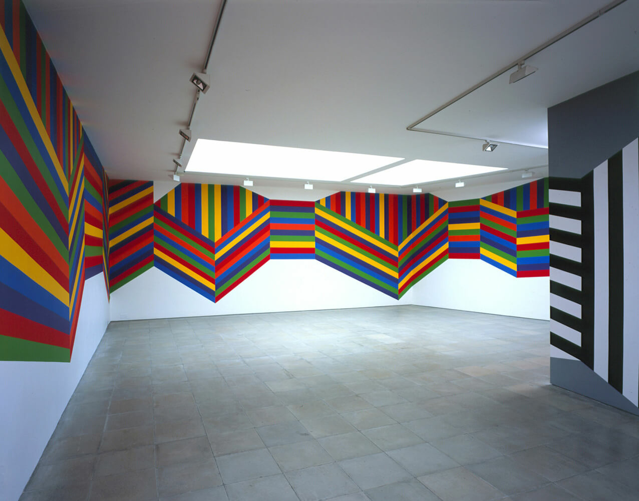 Sol Lewitt New Work Exhibitions Lisson Gallery