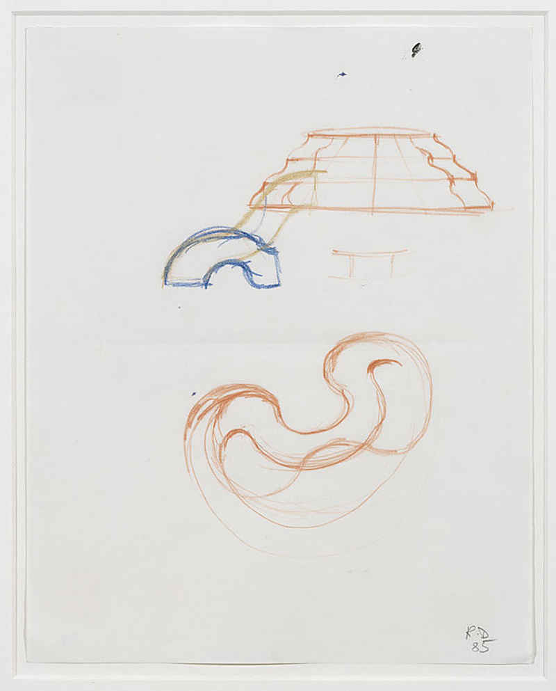 Richard Deacon: Prints and Drawings