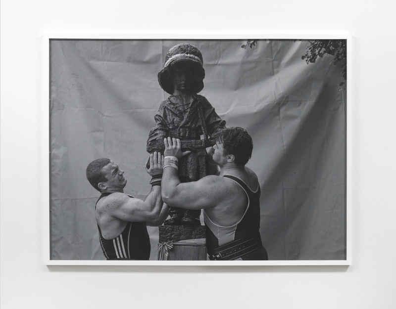 Christian Jankowski: Heavy Weight History