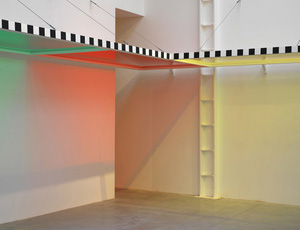 Daniel Buren: One thing to another, Situated Works