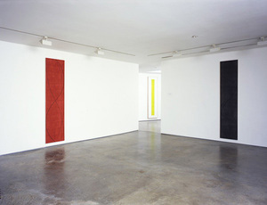 Robert Mangold: Column Paintings and Works on Paper