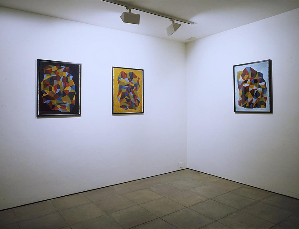 Sol LeWitt: Watercolours