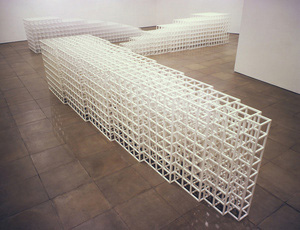 Sol LeWitt: New Structures