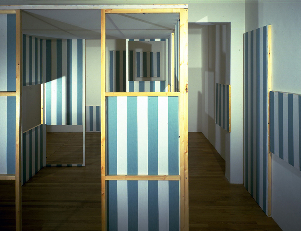 Daniel Buren: Depending on the Situation